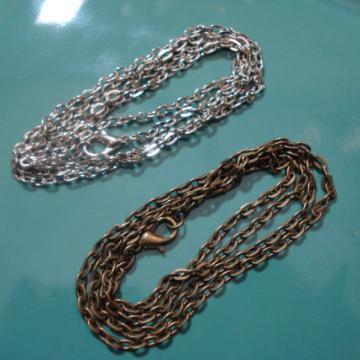 24 inch Add-On Chains for Pendants (choice)