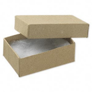 Small Kraft Gift Box