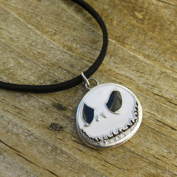 Mad Jack Faux Suede Necklace