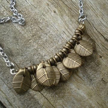 Brass Leaf Bar